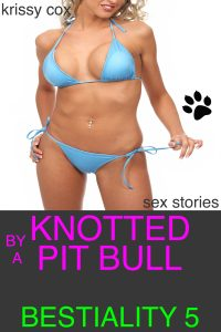 Book Cover: Knotted by a Pit Bull
